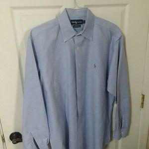 🏇 Ralph Lauren🏇 Yarmouth Men's Dress Shirt